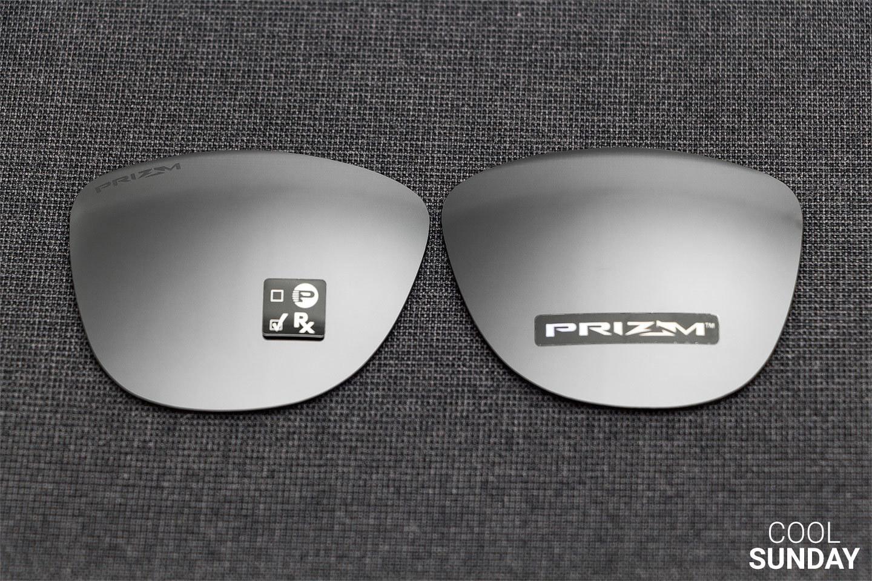 Oakley Mainlink Prizm >> OAKLEY FROGSKINS Genuine Replacement Lenses - Prizm Black ...